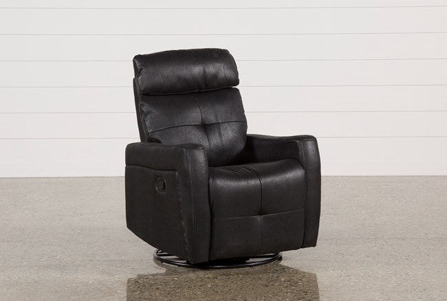 Lindsey Eclipse Swivel Glider Recliner - 360