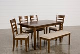 Patterson 6 Piece Dining Set - Top