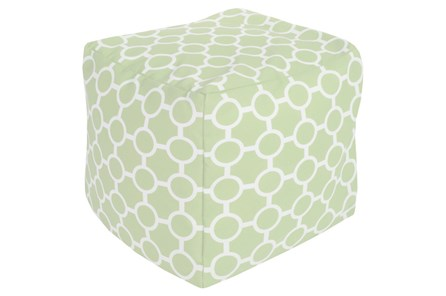 Pouf-Rain-Green - Main