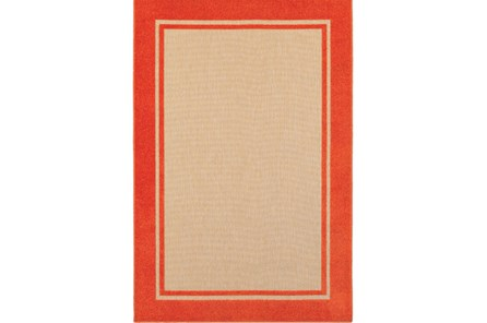 36X65 Outdoor Rug-Mandarin Double Border