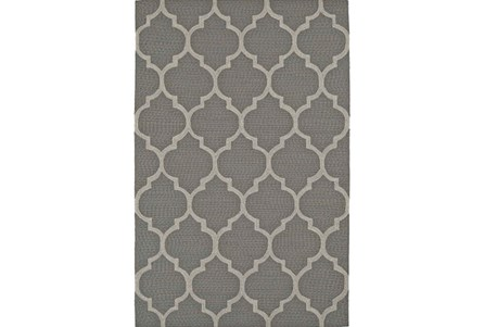 60X90 Rug-Pewter Moroccan