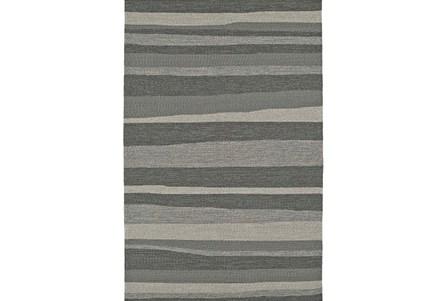 42X66 Rug-Grey Waves
