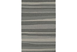 60X90 Rug-Grey Waves
