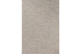 95X130 Outdoor Rug-Baltic Blue Rick Rack