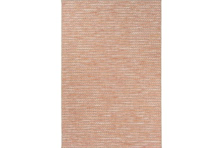 47X67 Rug-Orange Rick Rack