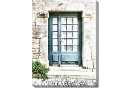 Picture-Blue Door