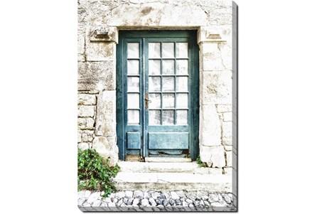 Picture-Blue Door - Main