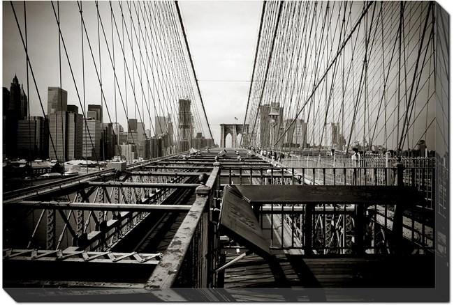 Picture-Brooklyn Bridge - 360
