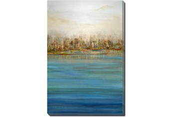 Picture-Peaceful Waters By Lisa 24X36