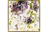 Picture-Abstract Orchid - Signature