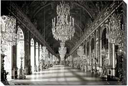 36X24 Hall Of Mirrors