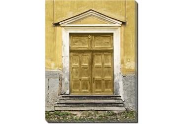 Picture-Yellow Door
