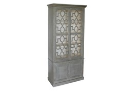 91 Inch Tall Cabinet