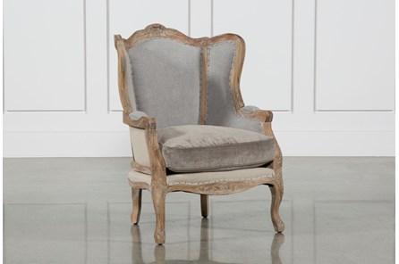 Oak Wood Chair - Main