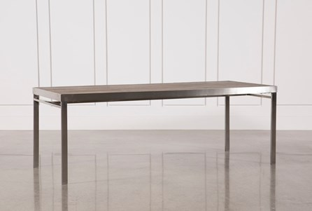 87 Inch Dining Table