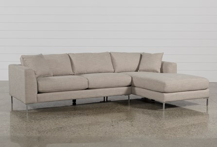 Stella 2 Piece Condo Sectional W/Raf Chaise