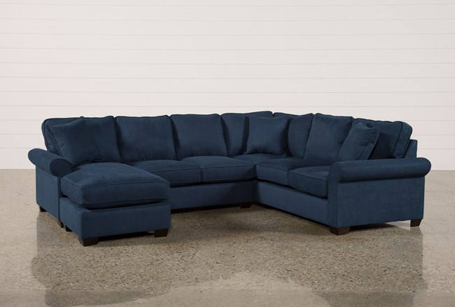 Quinn 2 Piece Sectional W Laf Sofa Chaise