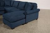 Quinn 2 Piece Sectional W/Raf Sofa/Chaise - Top