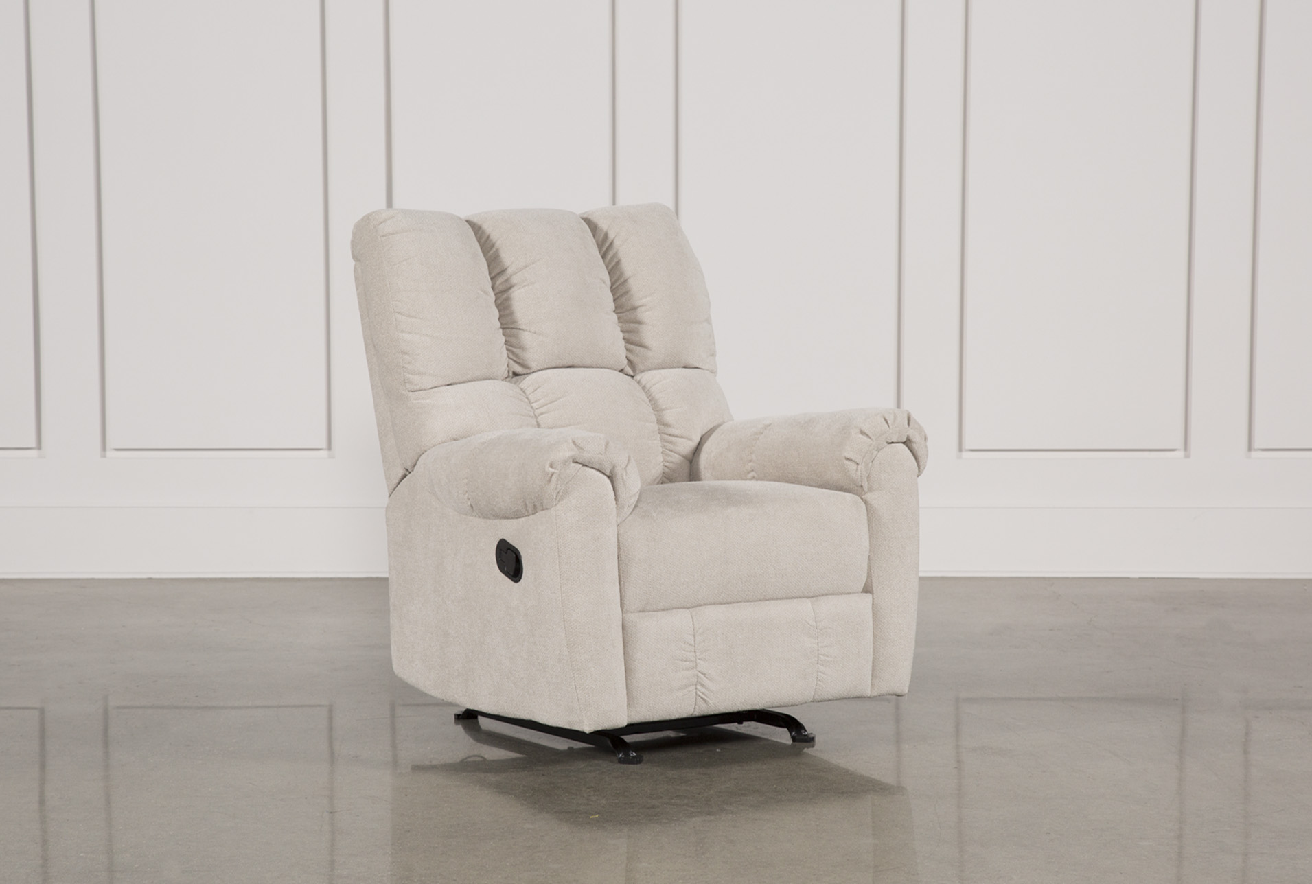 Display Product Reviews For SLOAN GREY ROCKER RECLINER