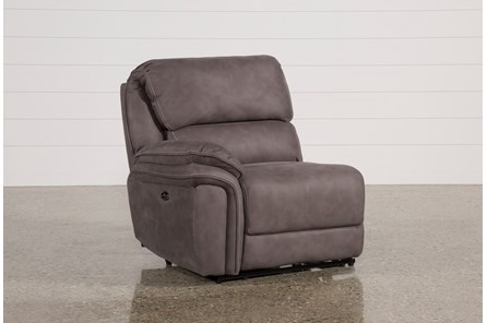 Norfolk Grey Laf Power Recliner