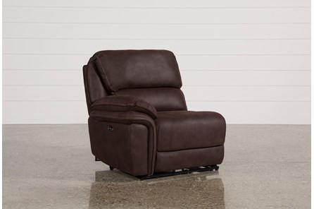 Norfolk Chocolate Laf Power Recliner