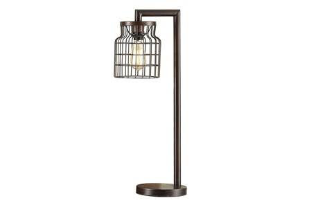 Buffet Lamp-Farmhouse Antique Bronze