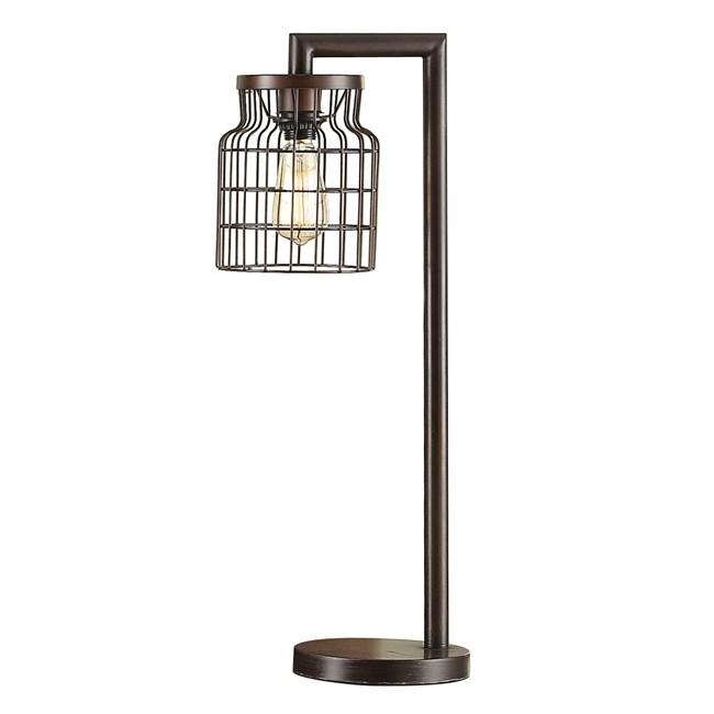 Buffet Lamp-Farmhouse Antique Bronze - 360