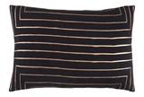 Accent Pillow-Linear Black 19X13 - Signature