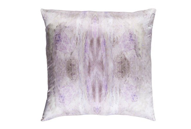 Accent Pillow-Tandy Watercolor Lavender 18X18 - 360