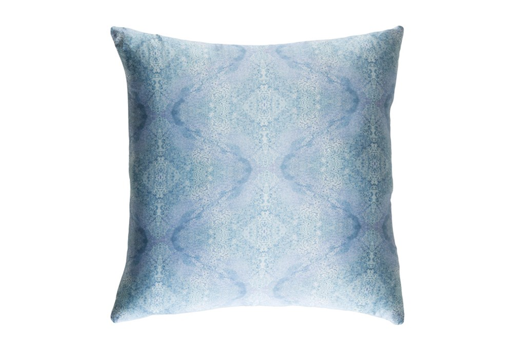 Accent Pillow-Tandy Watercolor Blue 18X18
