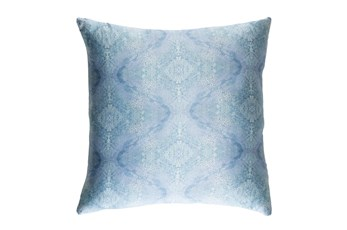 Accent Pillow-Tandy Watercolor Blue 20X20
