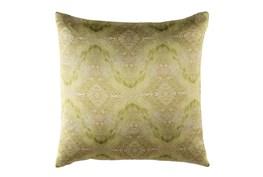Accent Pillow-Tandy Watercolor Dark Green 20X20