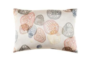 Accent Pillow-Watercolor Pod Blush 19X13