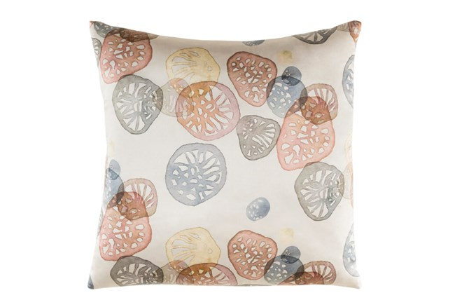 Accent Pillow-Watercolor Pod Blush 20X20 - 360