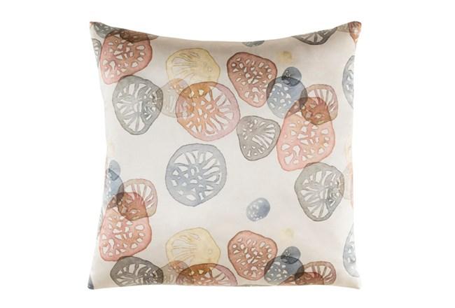 Accent Pillow-Watercolor Pod Blush 20X20 - 360