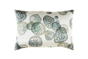 Accent Pillow-Watercolor Pod Green 19X13