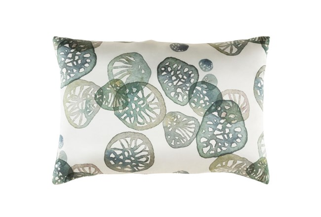 Accent Pillow-Watercolor Pod Green 19X13 - 360