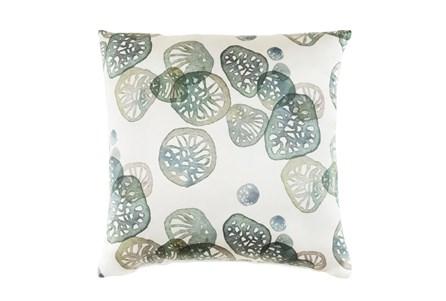 Accent Pillow-Watercolor Pod Green 20X20