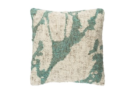 Accent Pillow-Washed Boucle Mint 20X20 - Main