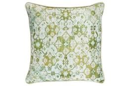 Accent Pillow-Kiwi Lace Medallion 20X20