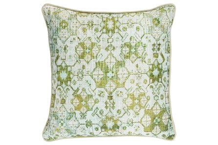Accent Pillow-Kiwi Lace Medallion 20X20 - Main