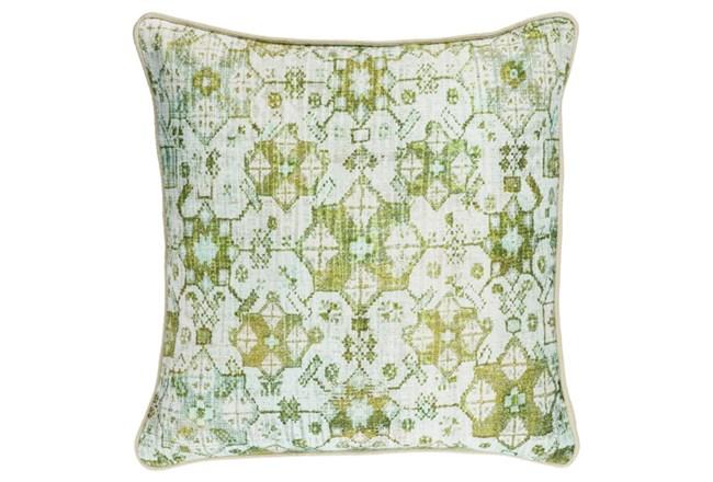 Accent Pillow-Kiwi Lace Medallion 20X20 - 360