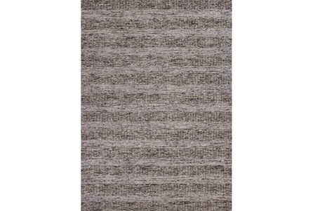27X45 Rug-Heather Stripe Taupe