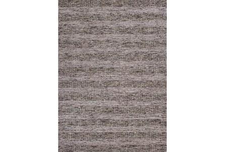 60X84 Rug-Heather Stripe Taupe