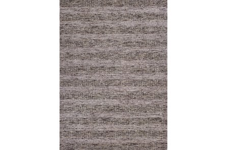 60X84 Rug-Heather Stripe Taupe - Main