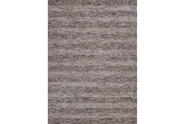 96X120 Rug-Heather Stripe Taupe