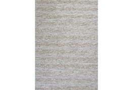 39X63 Rug-Heather Stripe Ivory