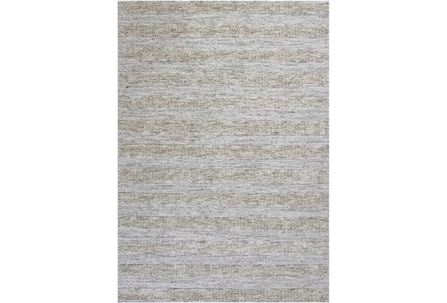 60X84 Rug-Heather Stripe Ivory - 360