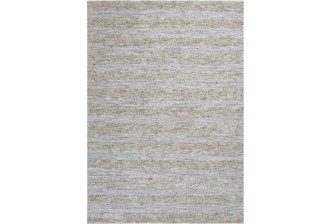 96X120 Rug-Heather Stripe Ivory - 360