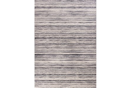 31X59 Rug-Wesley Stripe Grey